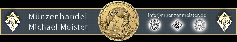 Münzenhandel Michael Meister